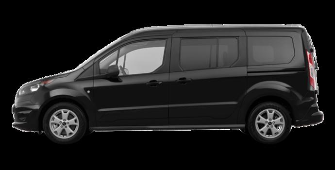 2017 Ford Transit Connect XLT WAGON | Photo 4 | Shadow Black