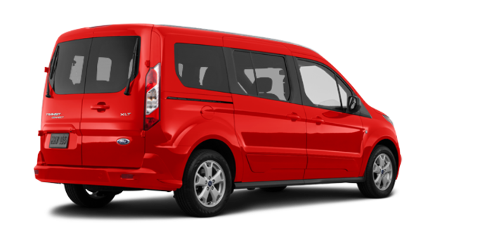2017 Ford Transit Connect XLT WAGON | Photo 5 | Race Red