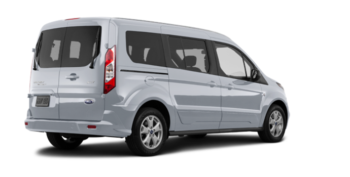 2017 Ford Transit Connect XLT WAGON | Photo 5 | Silver