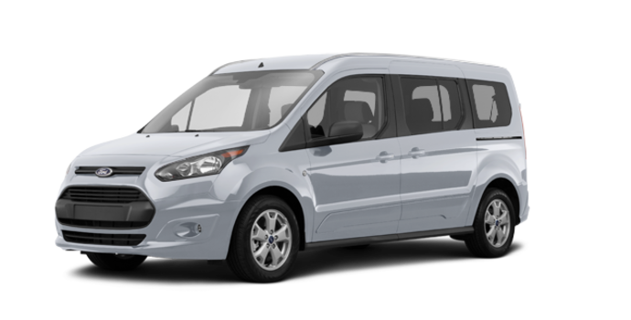 2017 Ford Transit Connect XLT WAGON | Photo 6 | Silver