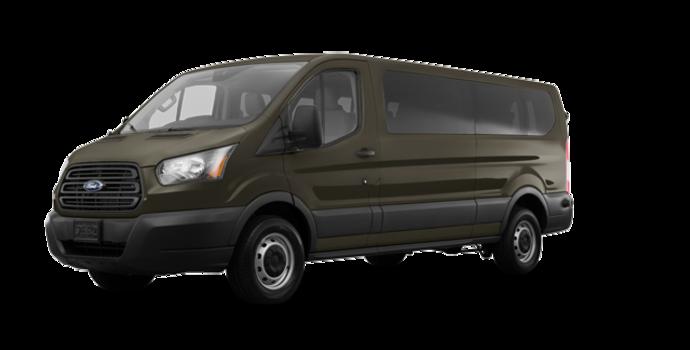 2017 Ford Transit WAGON XL | Photo 6 | Caribou Metallic