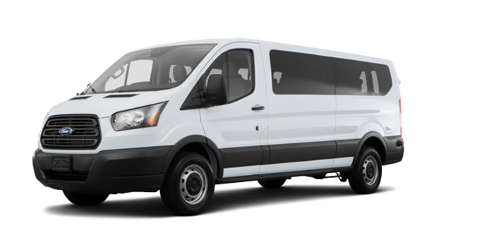 2017 Ford Transit WAGON XL | Photo 6 | Oxford White