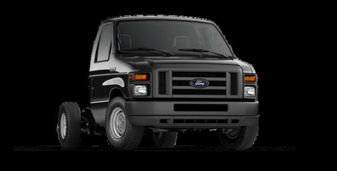 2017 Ford E-Series Cutaway 350 | Photo 6 | Shadow Black