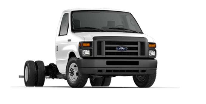 2017 Ford E-Series Cutaway 450 | Photo 6 | Oxford White