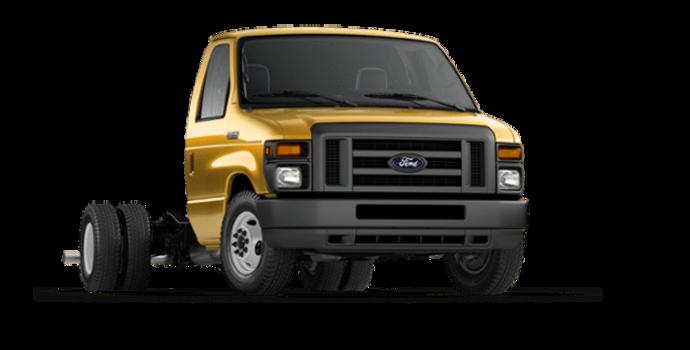 2017 Ford E-Series Cutaway 450 | Photo 6 | School Bus Yellow