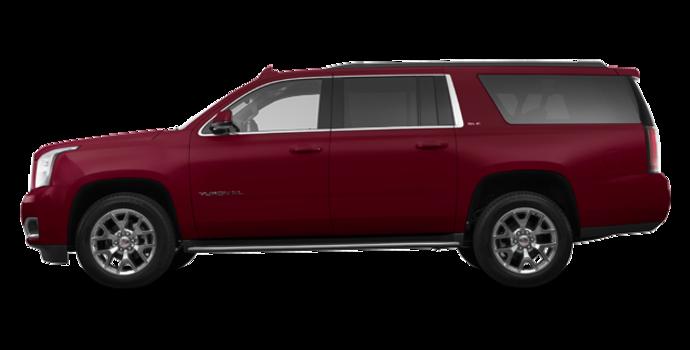 2017 GMC Yukon XL SLE | Photo 4 | Crimson Red