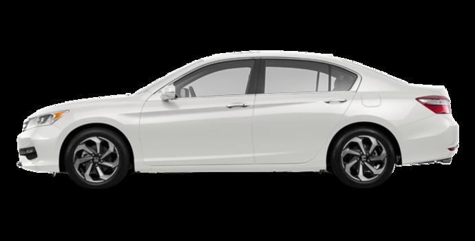 2017 Honda Accord Sedan EX-L V6 | Photo 4 | White Orchid Pearl