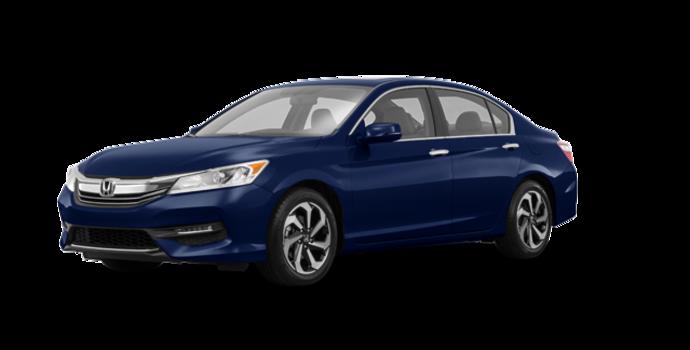 2017 Honda Accord Sedan EX-L V6 | Photo 6 | Obsidian Blue Pearl