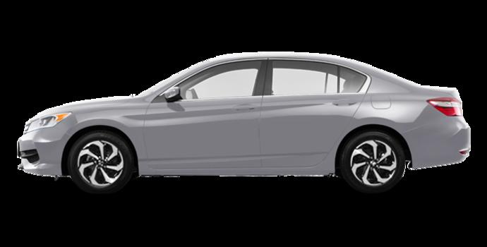2017 Honda Accord Sedan LX | Photo 4 | Lunar Silver Metallic