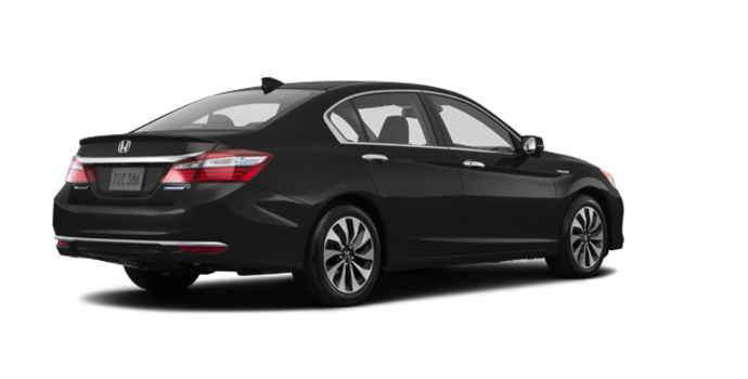 2017 Honda Accord Hybrid BASE | Photo 5 | Crystal Black Pearl