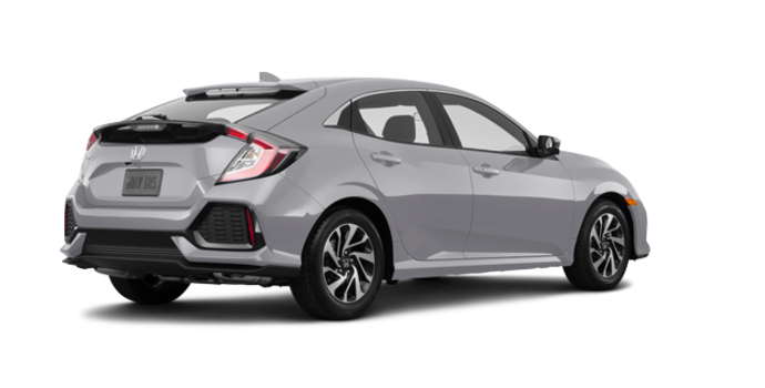 2017 Honda Civic hatchback LX HONDA SENSING | Photo 5 | Lunar Silver Metallic