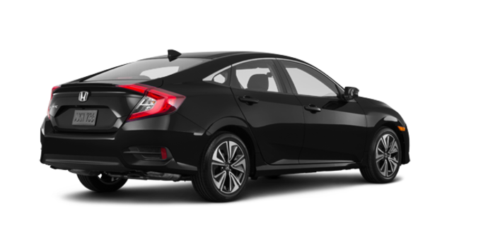 2017 Honda Civic Sedan EX-T | Photo 5 | Crystal Black Pearl