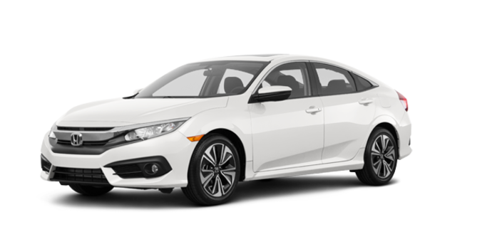 2017 Honda Civic Sedan EX-T | Photo 6 | White Orchid Pearl