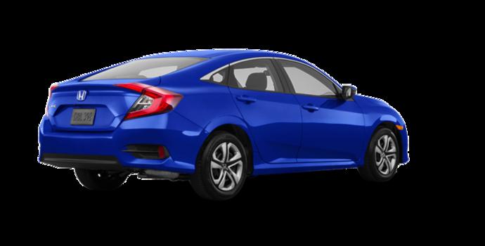 2017 Honda Civic Sedan LX | Photo 5 | Aegean Blue Metallic