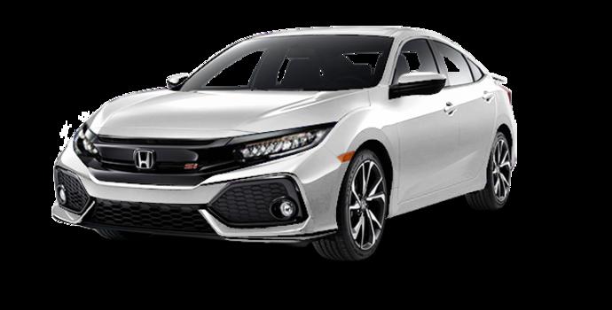 2017 Honda Civic Sedan SI | Photo 6 | White Orchid Pearl