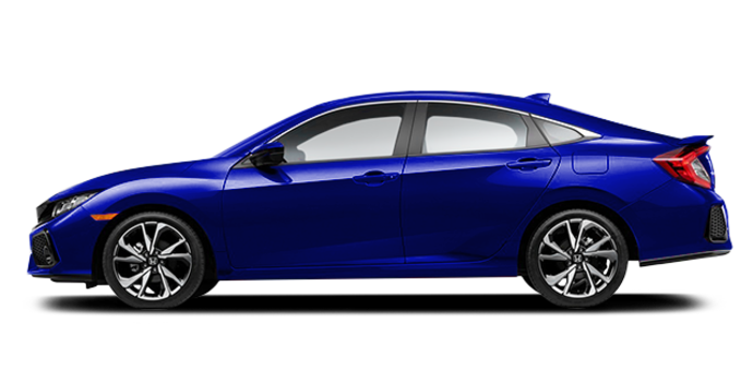 2017 Honda Civic Sedan SI | Photo 4 | Aegean Blue Metallic