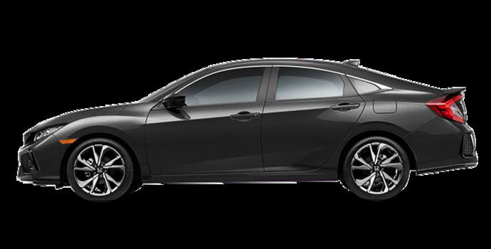 2017 Honda Civic Sedan SI | Photo 4 | Modern Steel Metallic