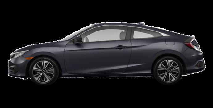 2017 Honda Civic Coupe EX-T | Photo 4 | Modern Steel Metallic