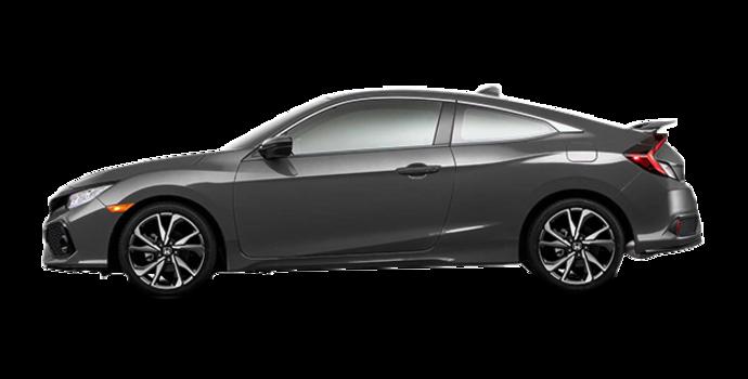 2017 Honda Civic Coupe SI | Photo 4 | Modern Steel Metallic