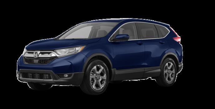 2017 Honda CR-V EX | Photo 6 | Obsidian Blue Pearl