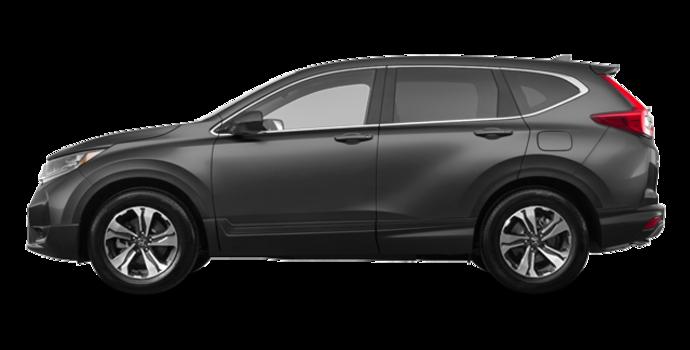 2017 Honda CR-V LX   Photo 4   Modern Steel Metallic