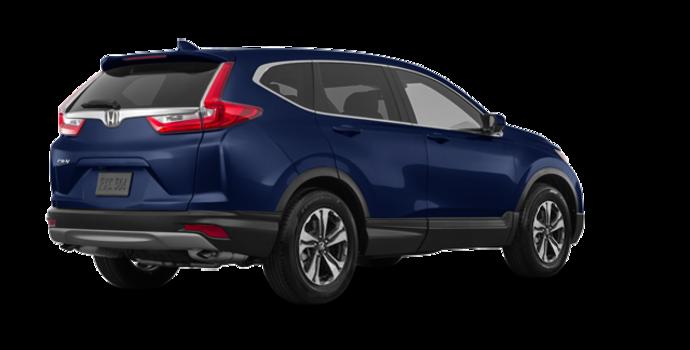 2017 Honda CR-V LX   Photo 5   Obsidian Blue Pearl