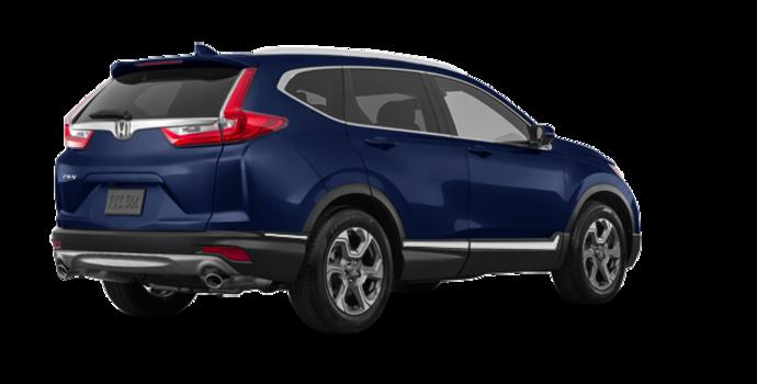2017 Honda CR-V TOURING | Photo 5 | Obsidian Blue Pearl