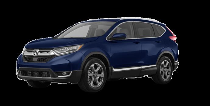 2017 Honda CR-V TOURING | Photo 6 | Obsidian Blue Pearl
