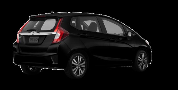 2017 Honda Fit EX-L NAVI   Photo 5   Crystal Black Pearl