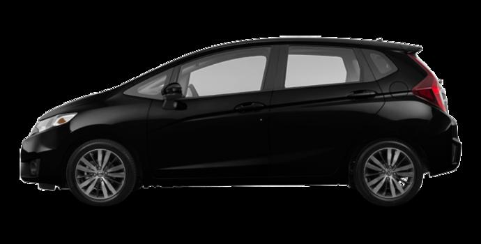2017 Honda Fit SE | Photo 4 | Crystal Black Pearl