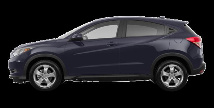 2017 Honda HR-V EX | Photo 4 | Mulberry Metallic