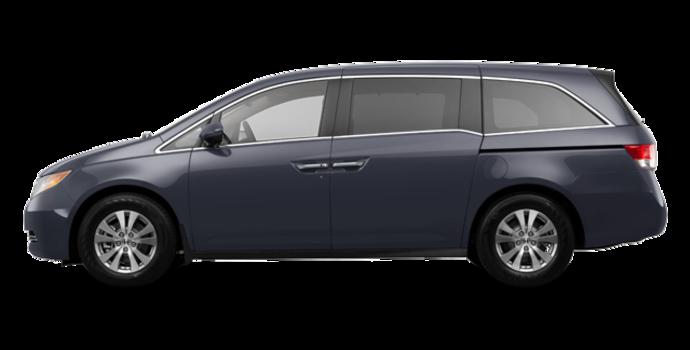2017 Honda Odyssey EX-L NAVI | Photo 4 | Modern Steel Metallic