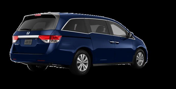 2017 Honda Odyssey EX-L NAVI | Photo 5 | Obsidian Blue Pearl