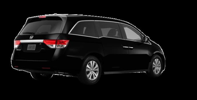 2017 Honda Odyssey EX-L NAVI | Photo 5 | Crystal Black Pearl