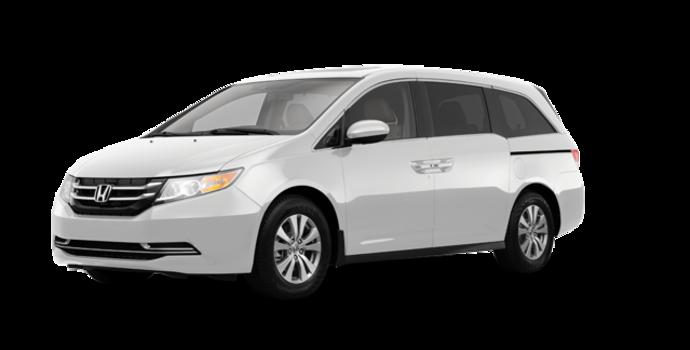 2017 Honda Odyssey EX | Photo 6 | White Diamond Pearl