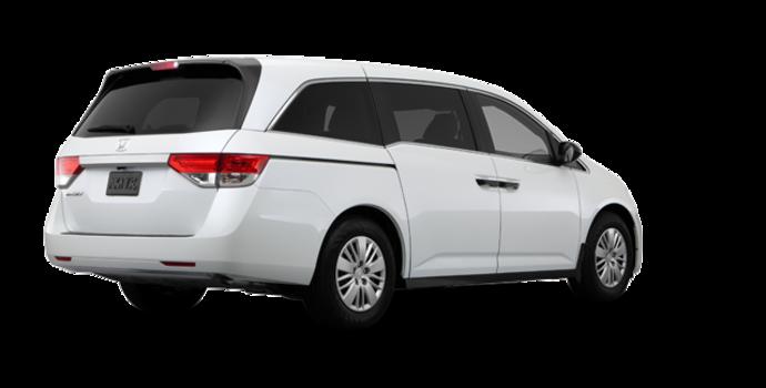 2017 Honda Odyssey LX | Photo 5 | White Diamond Pearl