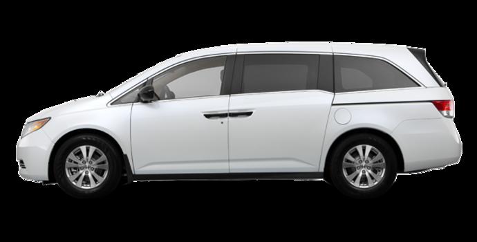 2017 Honda Odyssey SE | Photo 4 | White Diamond Pearl