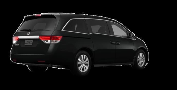 2017 Honda Odyssey SE | Photo 5 | Crystal Black Pearl