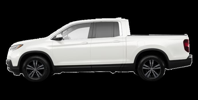 2017 Honda Ridgeline SPORT | Photo 4 | White Diamond Pearl