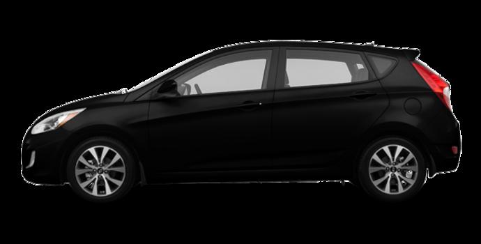 2017 Hyundai Accent 5 Doors SE | Photo 4 | Ultra Black