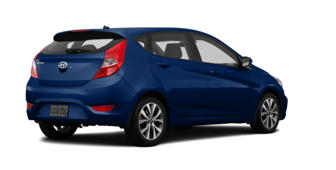 2017 Hyundai Accent 5 Doors SE | Photo 5 | Pacific Blue