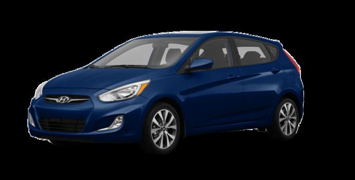2017 Hyundai Accent 5 Doors SE | Photo 6 | Pacific Blue
