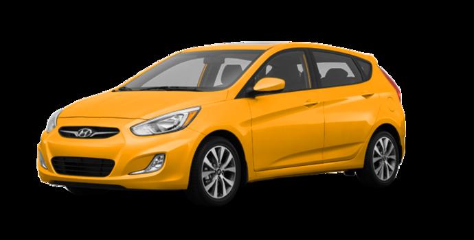2017 Hyundai Accent 5 Doors SE | Photo 6 | Sunflower Yellow