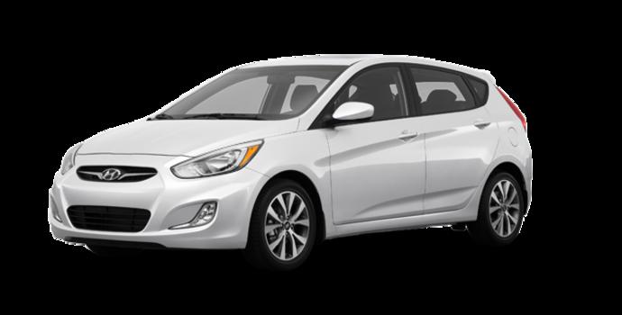 2017 Hyundai Accent 5 Doors SE | Photo 6 | Century White