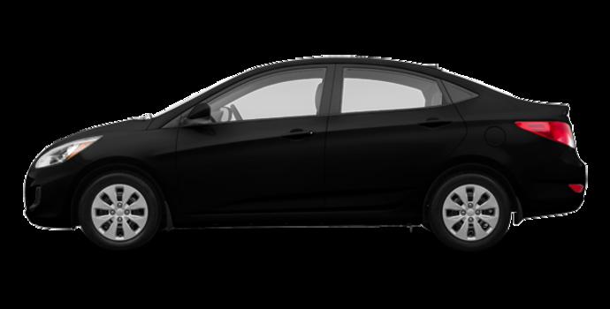 2017 Hyundai Accent Sedan LE | Photo 4 | Ultra Black