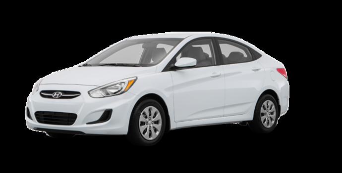 2017 Hyundai Accent Sedan LE | Photo 6 | Century White