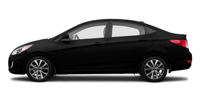 2017 Hyundai Accent Sedan SE | Photo 4 | Ultra Black