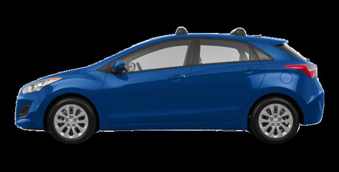 2017 Hyundai Elantra GT GL   Photo 4   Marina Blue