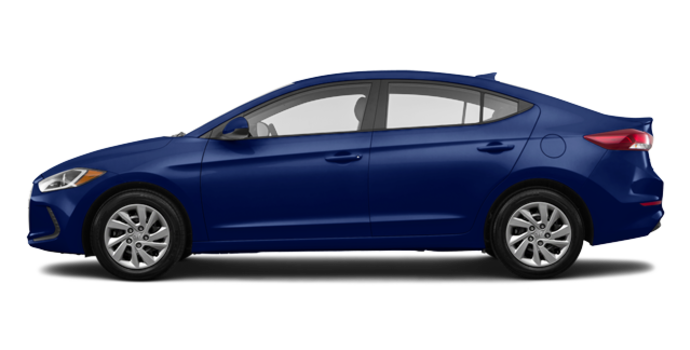 2017 Hyundai Elantra LE | Photo 4 | Coast Blue
