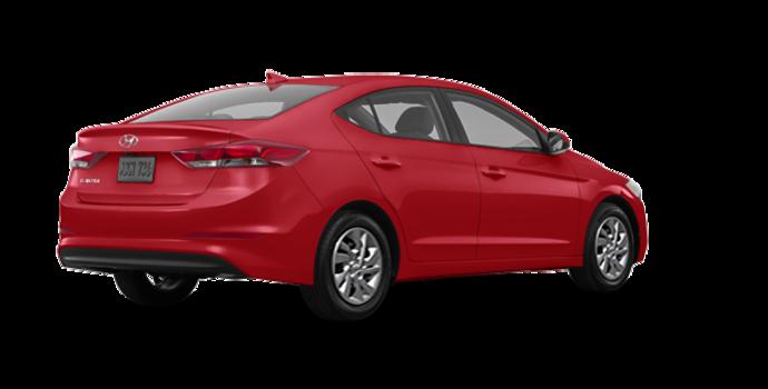 2017 Hyundai Elantra LE | Photo 5 | Fiery Red